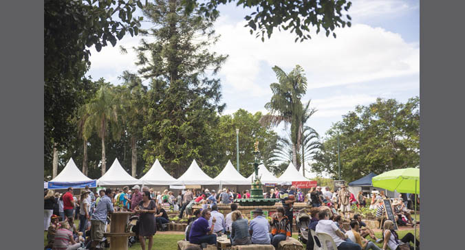Relish Food and Wine Festival